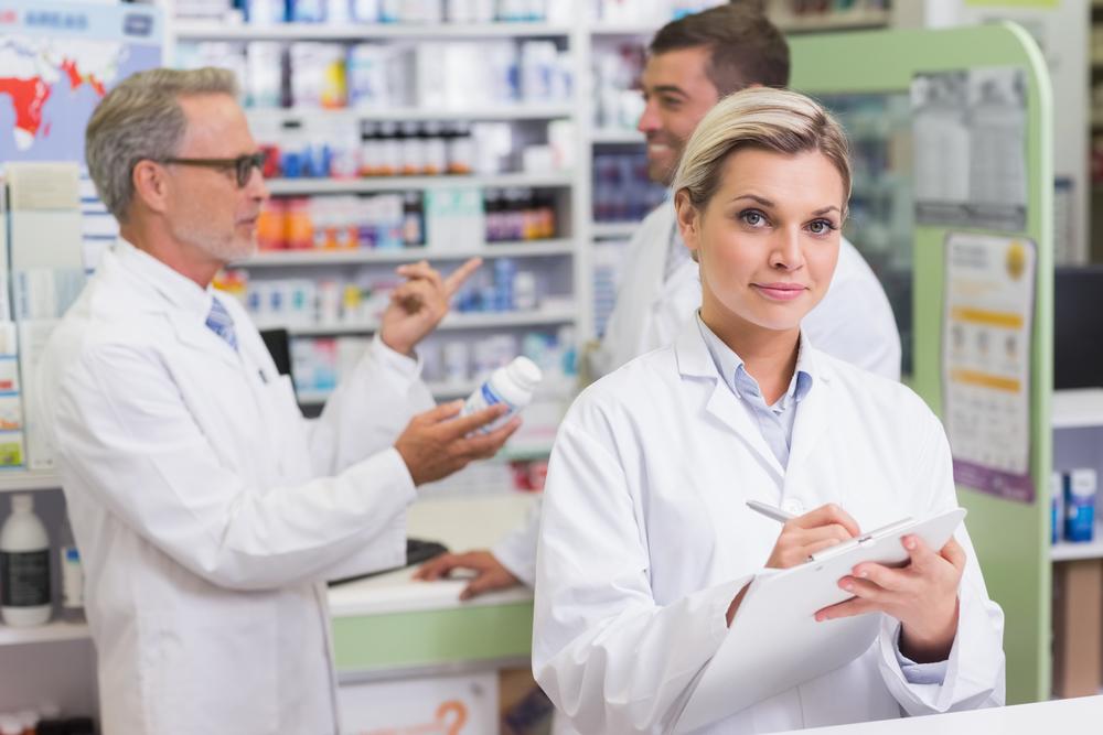 CRF para os farmacêuticos