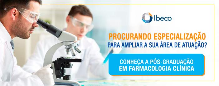 especialização em Farmacologia Clínica